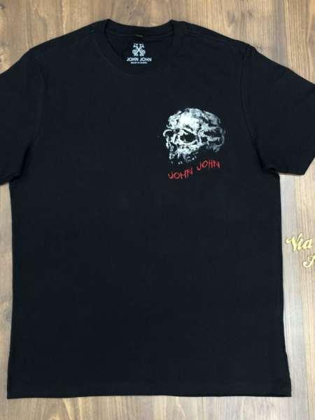 viaandrea t shirt john john jaw skull 2