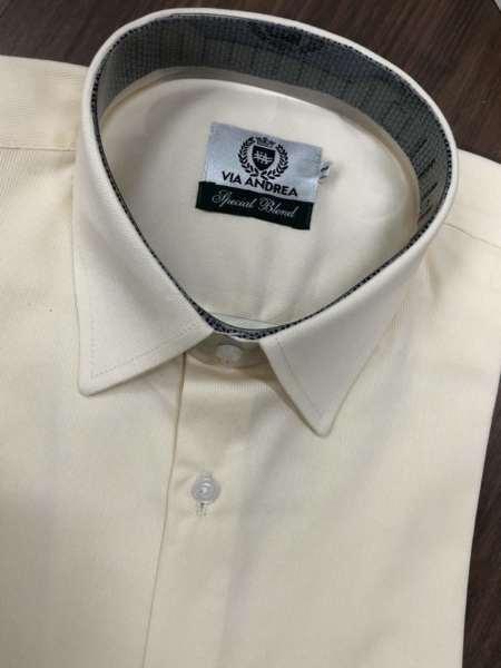 viaandrea camisa via andrea manga curta 1