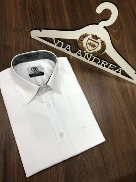 viaandrea camisa via andrea manga curta 2