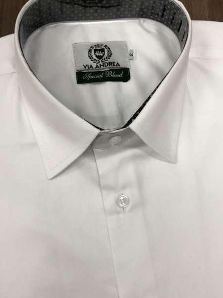 viaandrea camisa via andrea manga curta 3