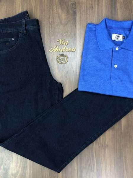 viaandrea calca jeans pierre cardin tradicional 4