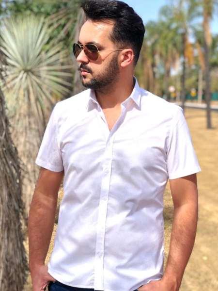viaandrea camisa docthos manga curta 2