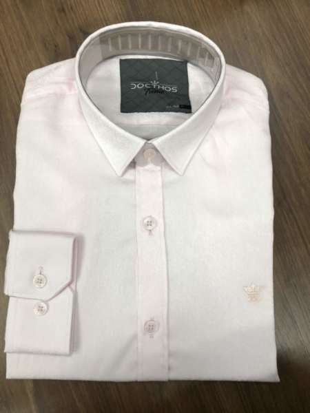 viaandrea camisa docthos manga longa 10