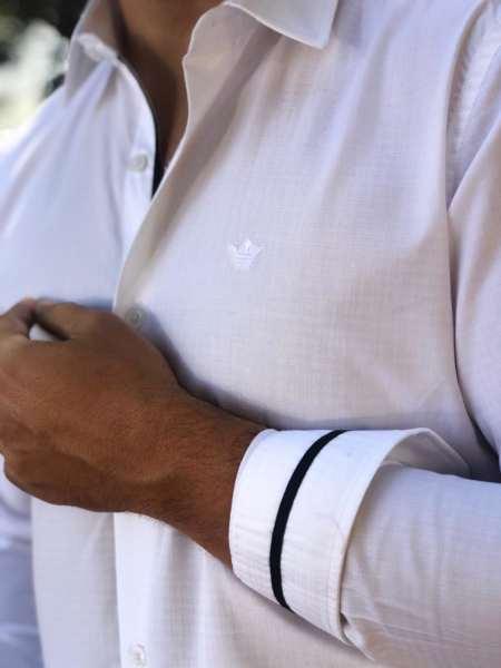 viaandrea camisa docthos manga longa 8