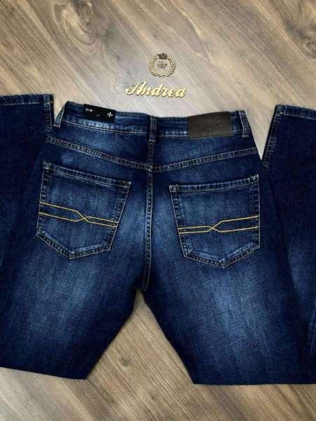 viaandrea calca jeans dudalina slim blue jeans 1