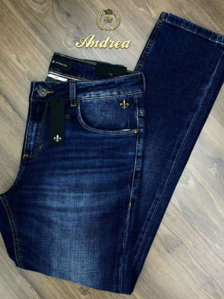 viaandrea calca jeans dudalina slim blue jeans
