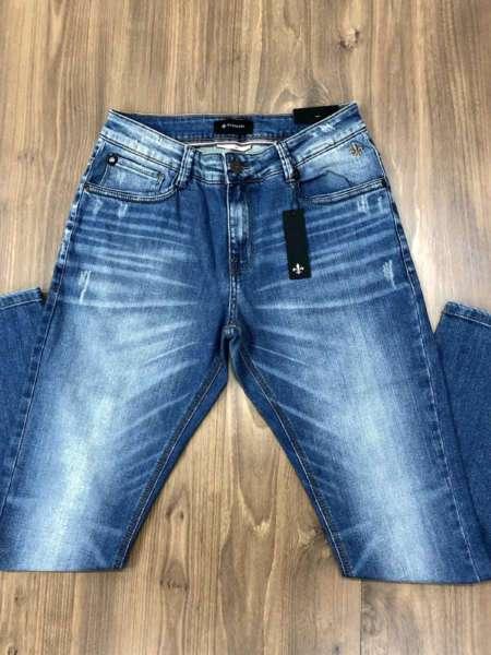 viaandrea calca jeans dudalina slim lavada 3