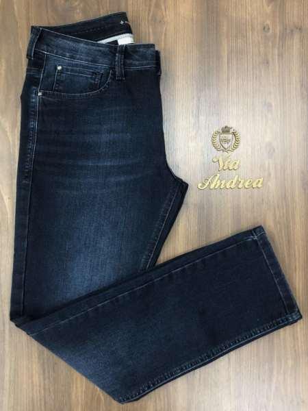viaandrea calca jeans dudalina slim lavada