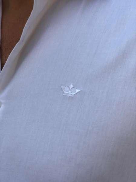 viaandrea camisa docthos manga longa acetinado 5