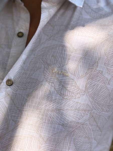 viaandrea camisa docthos manga longa estampada 1