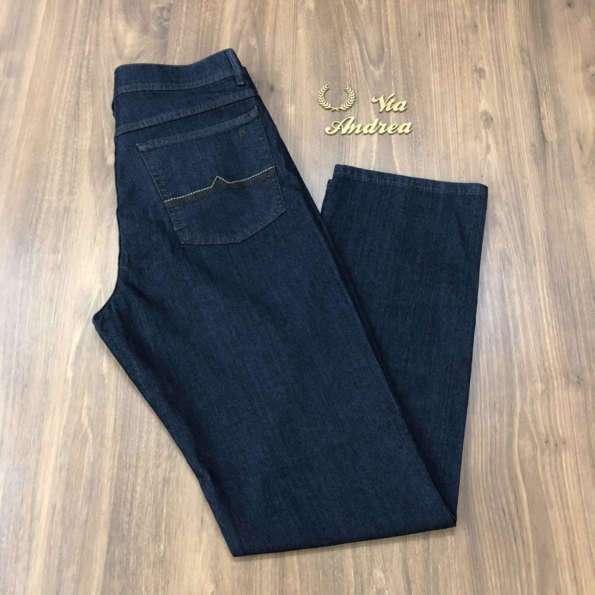 viaandrea calca jeans pierre cardin tradicional com elastano 2