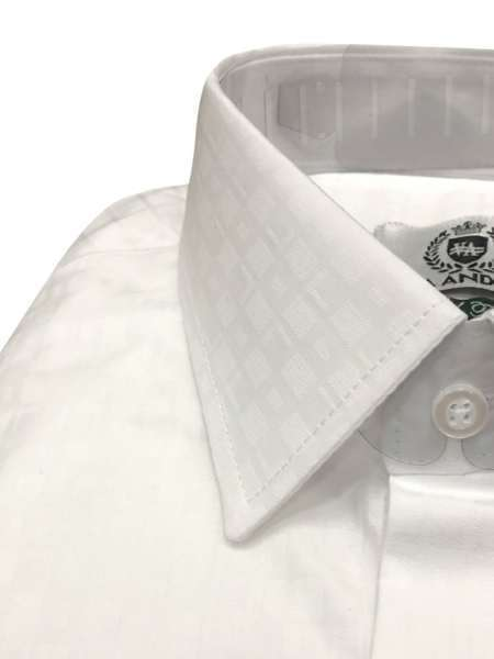 viaandrea camisa via andrea manga longa tradicional fio100 maquinetado 1
