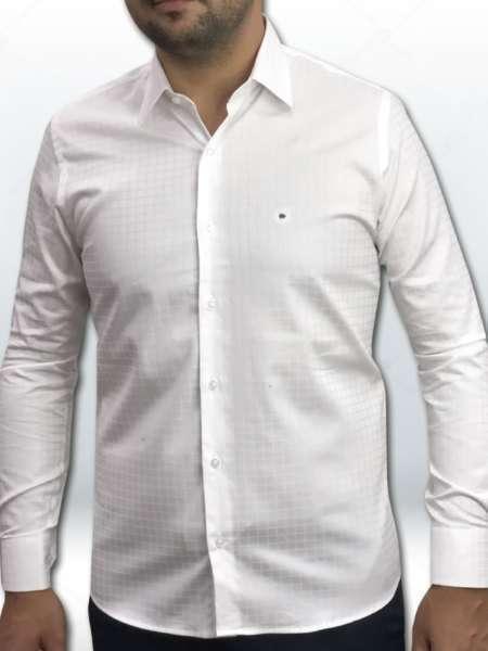 viaandrea camisa via andrea manga longa tradicional fio100 maquinetado 2