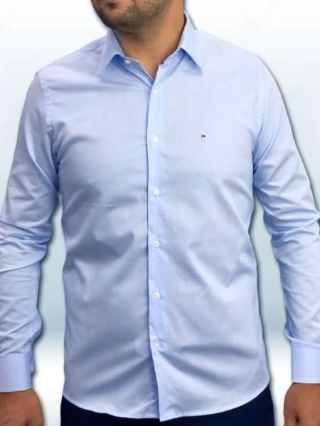 viaandrea camisa via andrea manga longa tradicional fio100 maquinetado 5