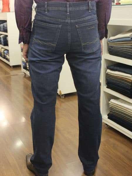 viaandrea calca jeans tradicional pierre cardin 10