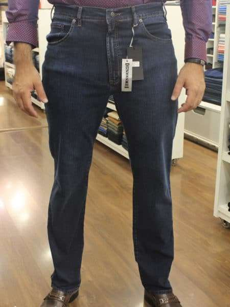 viaandrea calca jeans tradicional pierre cardin 6