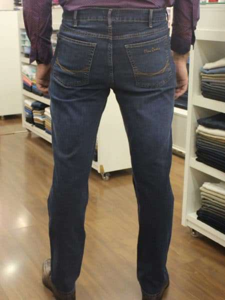viaandrea calca jeans tradicional pierre cardin 7