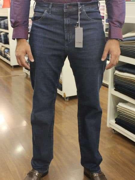 viaandrea calca jeans tradicional pierre cardin 9