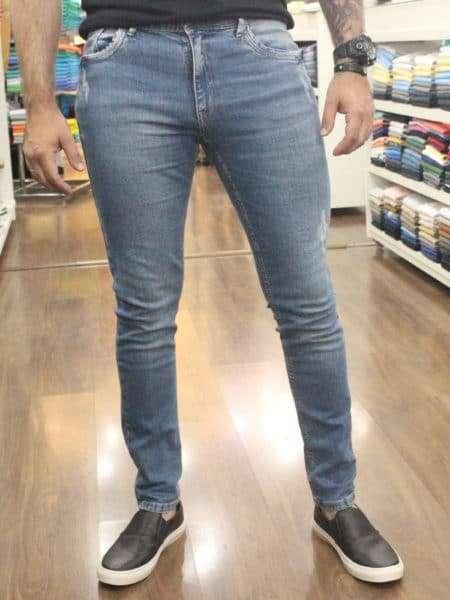 viaandrea calca jeans via andrea skinny
