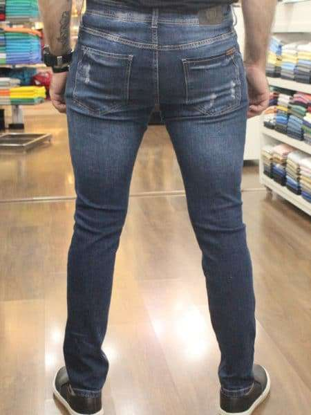 viaandrea calca jeans via andrea skinny 7