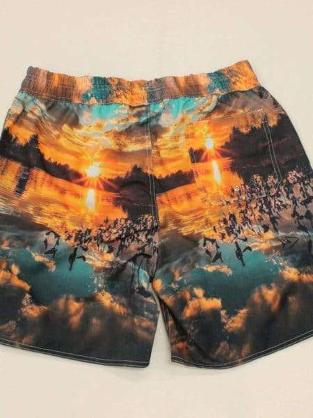 viaandrea shorts estampado via andrea por do sol 1
