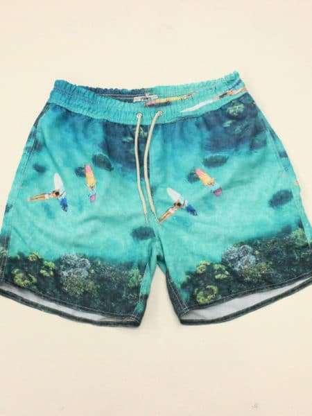 viaandrea shorts listrado via andrea colors
