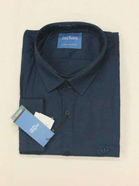 viaandrea camisa docthos ml plus size 42