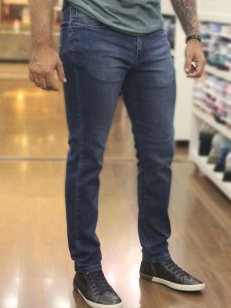 viaandrea calca jeans aramis skinny stretch c elastano